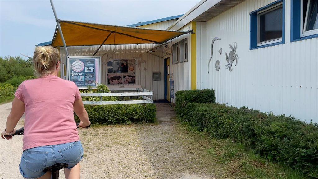 Ostsee Camping Meeresbiologische Station Laboe