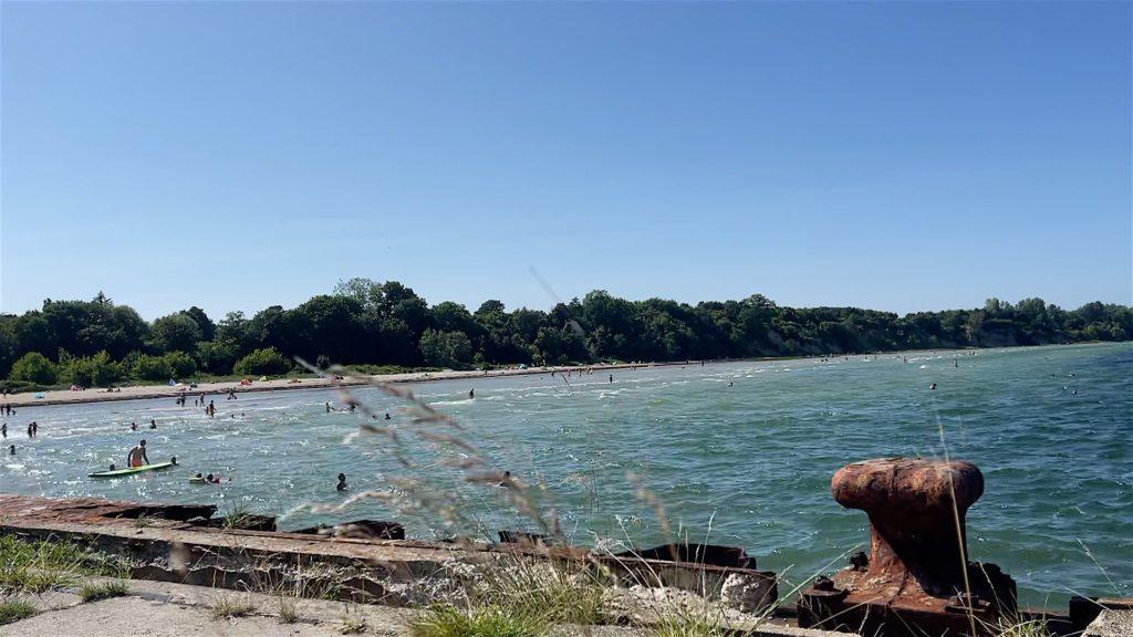 Ostsee Mole Wohlenberger Wiek