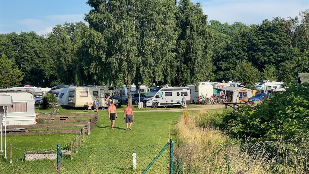 Ostsee Camping Ostseequelle