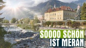 Meran Camping - Südtirol mit Wohnmobil Teil 1